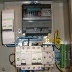 Подключение однофазного счетчика электроэнергии