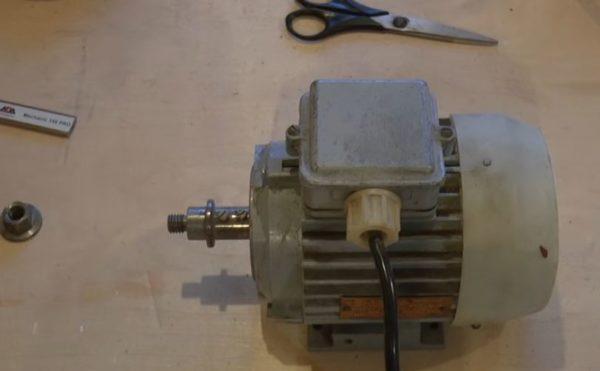 электродвигатель для станка