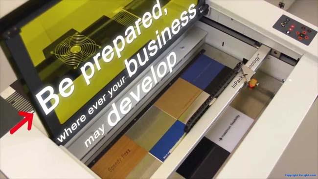 Лазерная обработка металла, древесины, пластика, бумаги на одном станке Trotec flexx