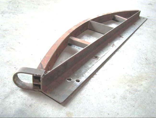 полупрофессиональный сменный шаблон для гибки труб