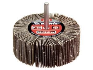насадка для шлифовки веерного типа