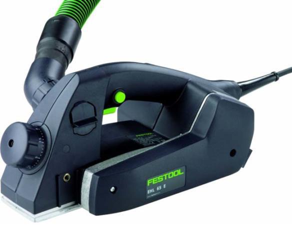 профессиональный электрорубанок Festool EHL 65 E-Plus