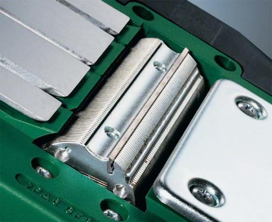 ширина строгания зависит от ширины барабана для крепления ножей электрорубанка