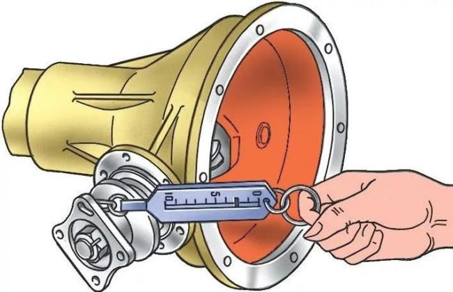 самодельный динамометрический ключ из безмена