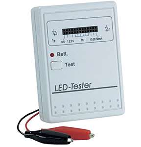 LED тестер для проверки светодиодов