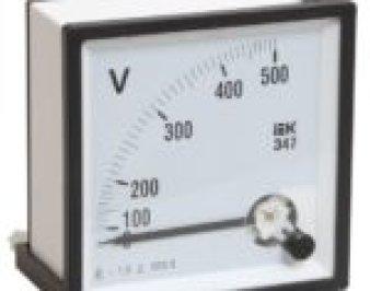 Что измеряет вольтметр? Вопрос понятен всем. Или нет?