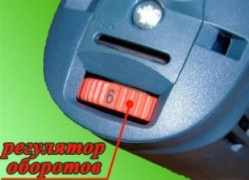 Болгарка с регулятором оборотов: возможности электроинструмента