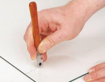 Как разрезать плитку без плиткореза – несколько советов про забытые технологии