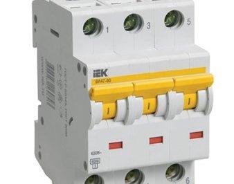 Как подключить УЗО, и чем оно отличается от обычного автомата?