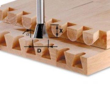 Работа ручным фрезером по дереву: основные принципы