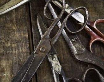 Как наточить ножницы в домашних условиях? Легко и практически бесплатно.