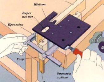 Ласточкин хвост, шип паз и прочие приспособления для фрезерного станка своими руками