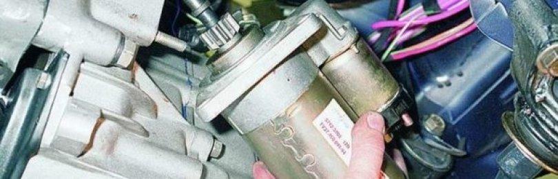 Как на аккумуляторе проверить стартер, если он нормально заряжен?