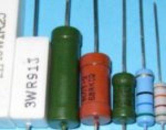 Что такое резистор? Насколько сложно работать с этой деталью, и какие бывают разновидности?