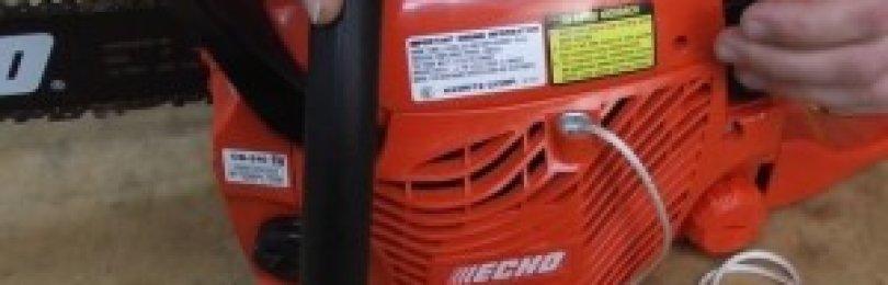 Ремонт бензопилы своими руками — экономим на сервисном обслуживании