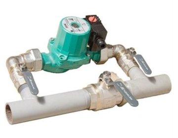 Установка циркуляционного насоса в системе отопления