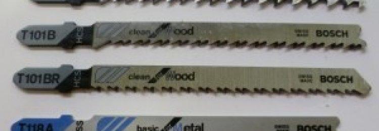 Как выбрать пилку для электролобзика в зависимости от назначения, вида материала и типа конструкции узла крепления.