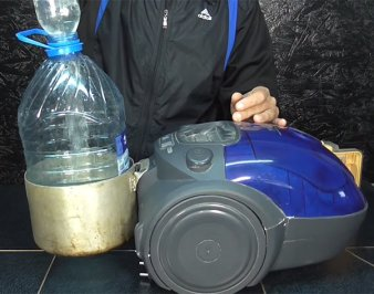 Строительный пылесос своими руками, как изготовить с минимальными затратами?