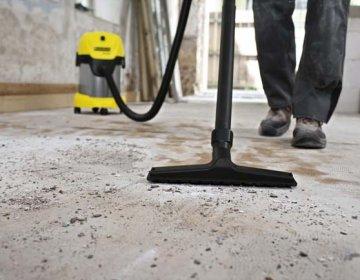 Строительный пылесос: плюсы и минусы, устройство и функциональные возможности