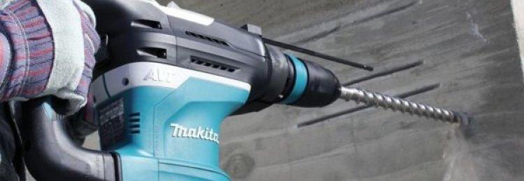 Сверление отверстий в бетоне — инструменты и технологии