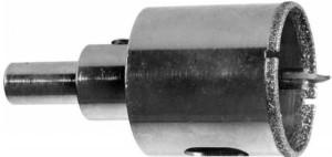 коронка для дрели с напылением по режущей кромке