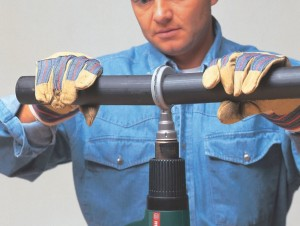 феном можно паять пластиковые трубы