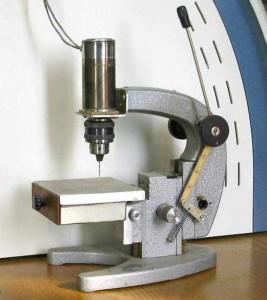 стойка из микроскопа