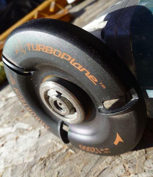 Диск-рубанок Arbortech TURBOPlane