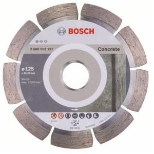 диск по бетону сегментированный