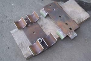 Кронштейны для крепления инструмента