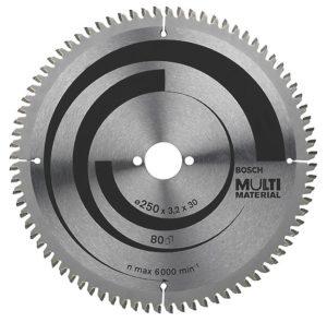 пильный диск для ручной циркулярки диаметром 250 мм