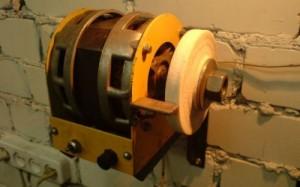 наждак из двигателя стиральной машины