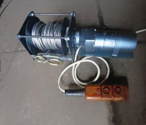 Электродвигатель для лебедки 12 вольт