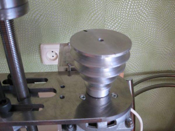 шкив на приводной мотор