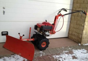 лопата к мотоблоку для уборки снега
