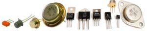 транзисторы различных видов
