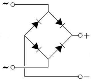 полупроводниковый мост из диодов