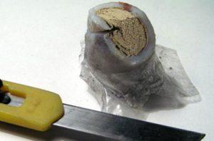 применение холодной сварки