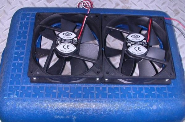 вентиляторы от блока питания компьютера