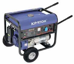 Бензиновый инверторный сварочный генератор
