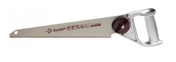 ножовка Зубр со сменным углом крепления полотна