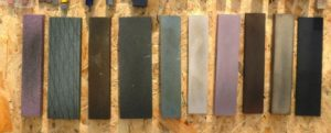 искусственные бруски для заточки ножей