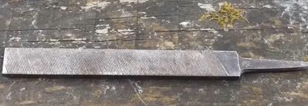 напильник по металлу