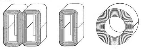 полосы трансформатора