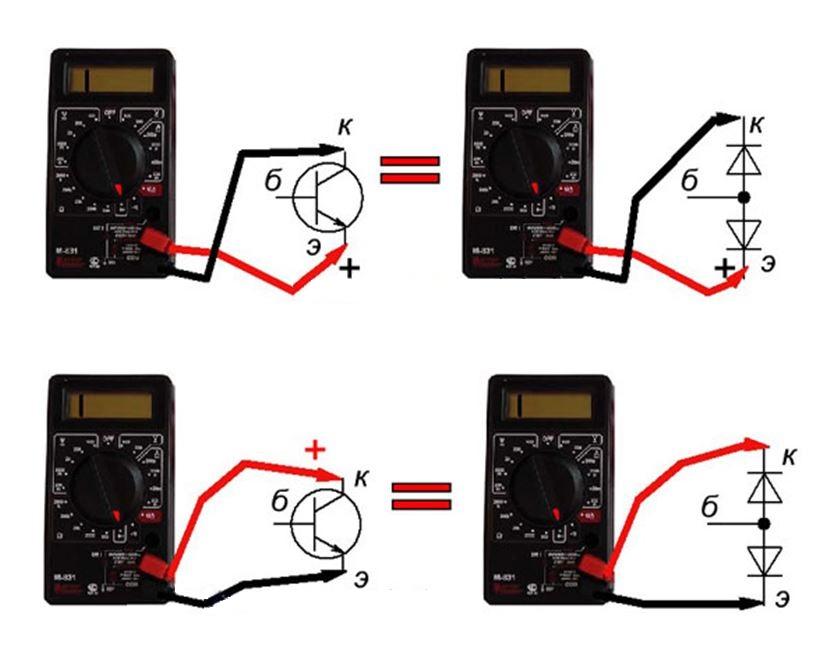 как проверить полевой транзистор картинки нашем