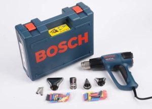 Строительный промышленный фен Bosch