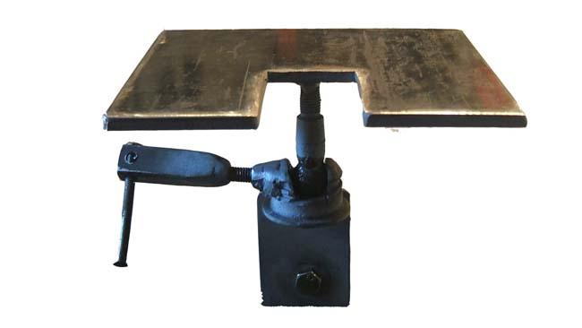 поворотный сварочный стол