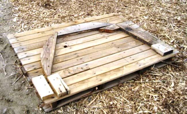 деревянный шаблон для гибки труб на холодную