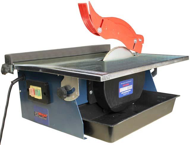 электрический плиткорез с нижним приводом