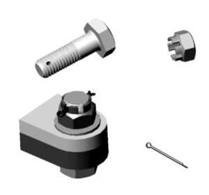 шплинт и шайба механические фиксаторы резьбы
